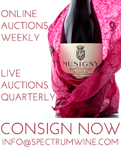 Weekly Wine Auctions